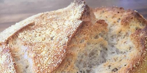 Sourdough Bread Workshop 22/3
