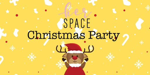 Her Space Member Christmas Party