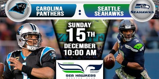 SEAHAWKS WATCH PARTY!