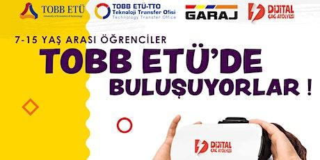 Yarıyıl Teknoloji Kampı 2020 ∣ TOBB Ekonomi ve Teknoloji Üniversitesi tickets