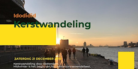 Kerstwandeling tickets