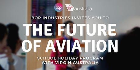 The Future Of Aviation With Virgin Australia - High School tickets