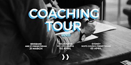 Coaching Tour - Brisbane tickets
