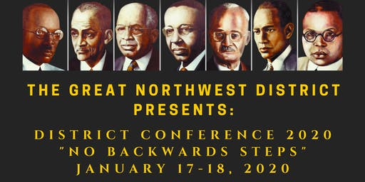 Great Northwest District Conference 2020