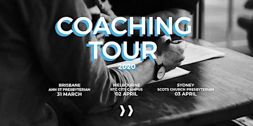 Coaching Tour Melbourne