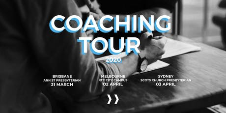 Coaching Tour - Sydney tickets