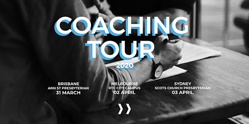 Coaching Tour - Sydney