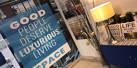 Free Interior Design Tips for Creative Space Saving in Urban Living tickets