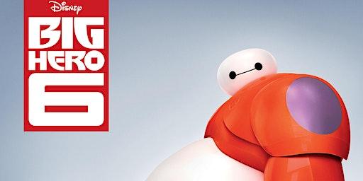 SUMMER MOVIE SERIES - BIG HERO 6 (PG)
