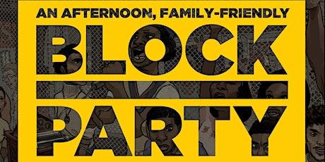 TotRockinBeats: Old-School Block Party 3 tickets