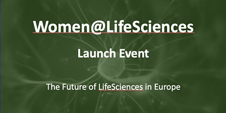 W@LifeSciences - Launch event tickets