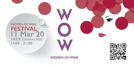 Women of Wine Festival 2020 tickets