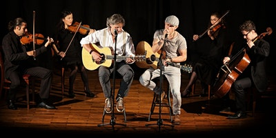 Graceland Duo & Streichquartett