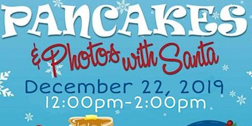 Pancakes & Photos W/ Santa