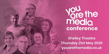 You Are The Media Conference 2020 tickets