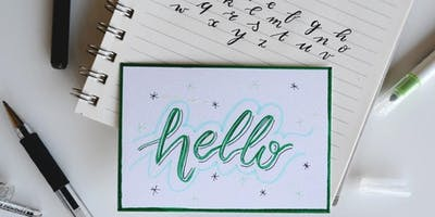 Handlettering-Grundkurs | Workshop