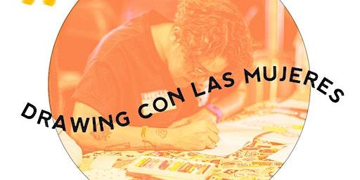 Drawing Con Las Mujeres