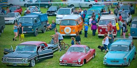 VW Whitenoise Festival Sunday Tickets - Car Show tickets