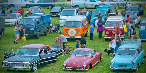 VW Whitenoise Festival Sunday Tickets - Car Show