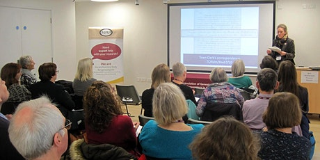 Professional Network Day for Genealogists tickets