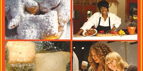 Caribbean Creole Interactive Cooking Demonstration Class tickets