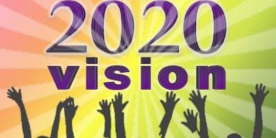 2020 Vision Women's Retreat: Manifesting & Healing!