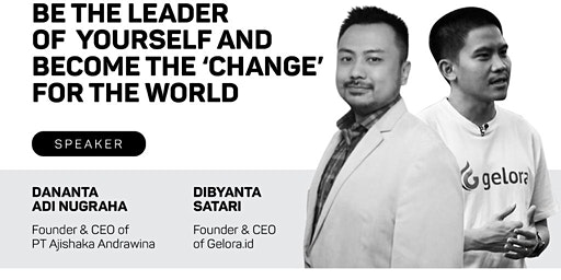 CFC Talk: Be the Leader of Yourself and Become the 'Change' for the World