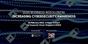 2020 Business Resolution: Increasing Cybersecurity...