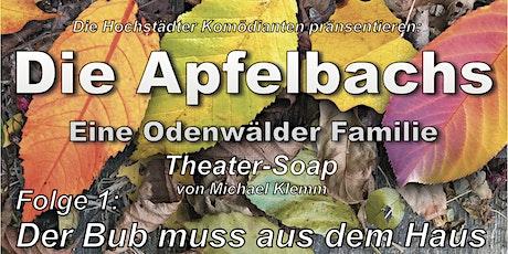 Die Apfelbachs Tickets