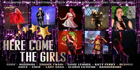 Here Come The Girls tickets