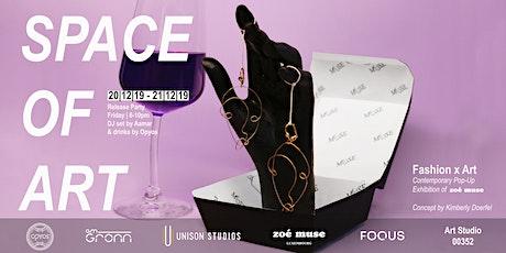 SPACE OF ART | Fashion x Art tickets