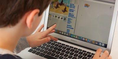 Einmaliger WORKSHOP: Creative Coding mit Scratch (Einführung)