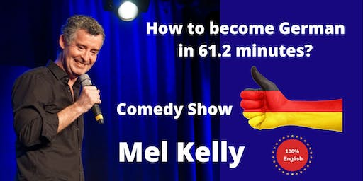 How to become German in 61.2 minutes?- 25.1.2020