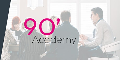 90' Academy demo workshop tickets