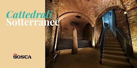 Visita in italiano alle Cantine Bosca il 31 dicembre 19 ore 12:20 biglietti