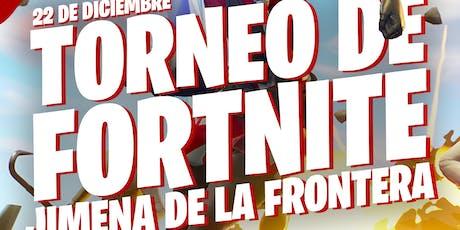 Torneo de Fortnite - Jimena de la Frontera entradas