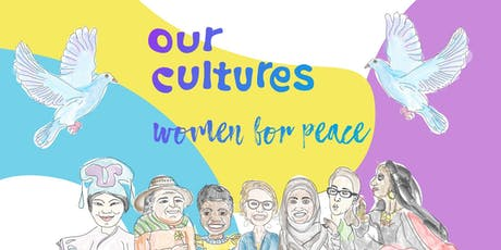 Women for Peace 3rd tickets