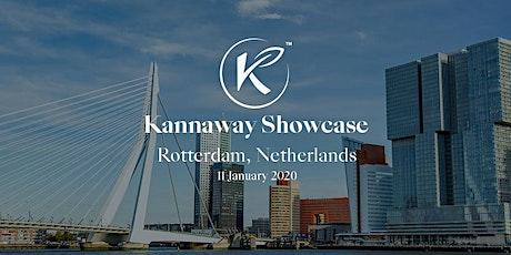 Kannaway Showcase Rotterdam tickets