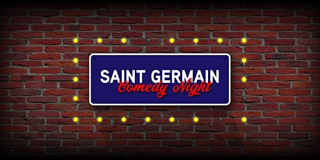 Saint Germain Comedy Night : 20H billets