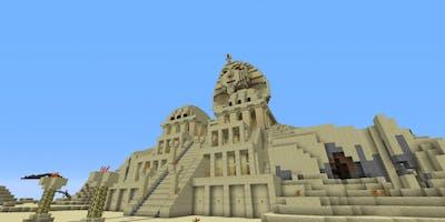 Einmaliger WORKSHOP: Minecraft – Ägypten