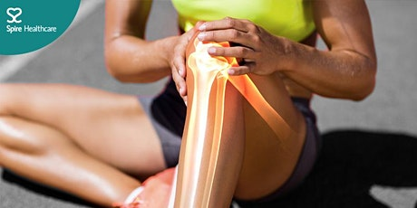 Information event on hip and knee pain tickets