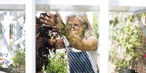 Grow Your Own - Sowing in the Greenhouse