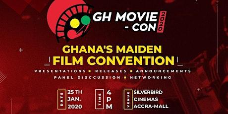 GhMovie-Con (2020) tickets