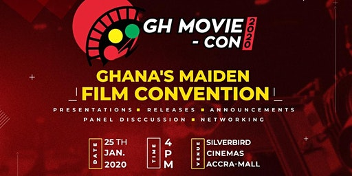 GhMovie-Con (2020)