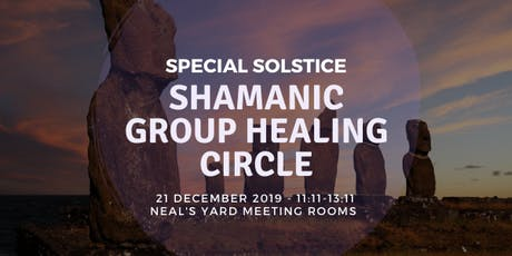 Awakening the mysteries: A Solstice shaman circle (LONDON) tickets