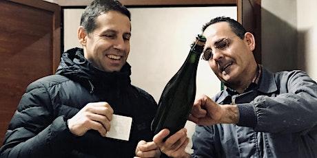 Aventúrate al vino 100% natural entradas