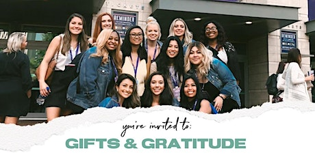 Gifts & Gratitude tickets