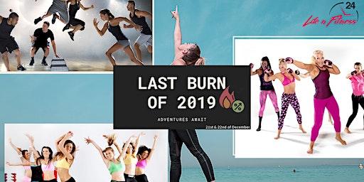Last Burn of 2019