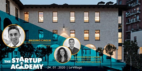 The Startup Academy - Milano tickets