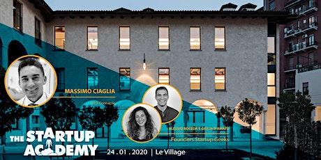 The Startup Academy - Milano biglietti